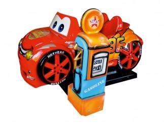 Cabrio McKupper + gas